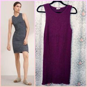 Aritzia Wilfred Free purple Shayk dress size M